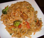 Pad Thai with Tofu {Revisited} + Tofu Xpress Review