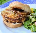 Farmhouse Veggie Burger
