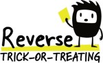 Reverse Trick-or-Treating Campaign and GIVEAWAY