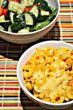 Roasted Butternut and Carrot Mac 'n' Cheese + Winner