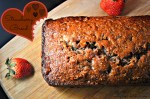 Grandma's Strawberry Bread