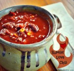 Ghirardelli Chocolate and Burnin' Love Chili —— {Review + Recipe}