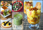 Five Raw Recipes for Spring + Giveaway