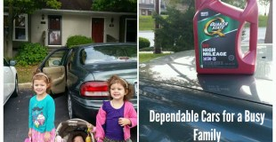 Dependable Cars for a Busy Family #CambioConfiable