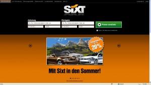 sixt-at