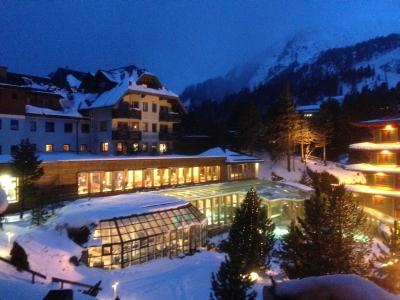 Hotel Hochschober im Winter 2013