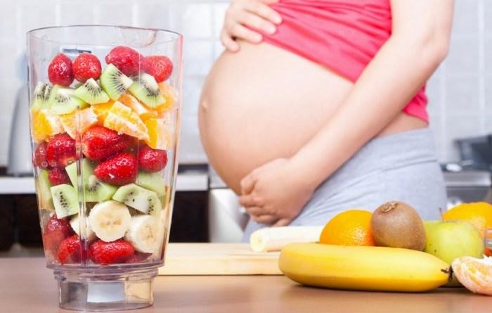 Những loại trái cây tốt cho bà bầu