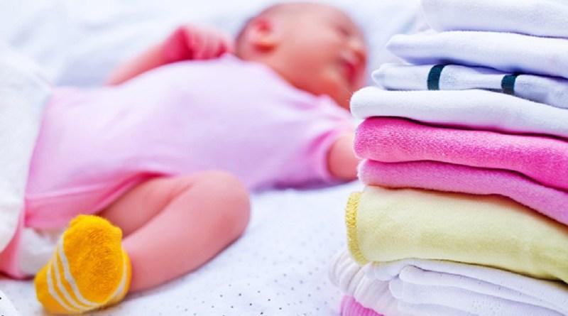 Hướng dẫn mẹ cách giặt đồ cho trẻ sơ sinh an toàn, sạch sẽ
