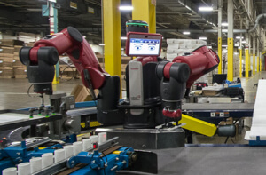 Robots and AI are rapidly proving capable of doing more jobs once the sole domain of humans.