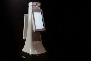 Fellow Robots autonomous employee, OSHbot.