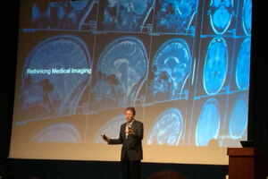 IBM hopes to make sense of medical images with cognitive computing.