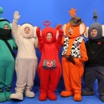 Teletubbies in Seoul