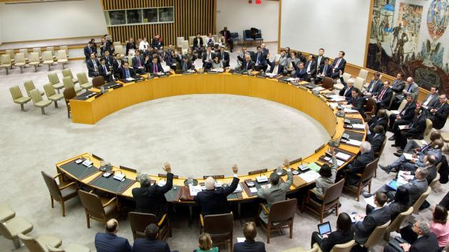 China joined the rest of the UN Security Council in approving Resolution 2094 sanctioning North Korea for its recent nuclear test. Photo courtesy of UPI.