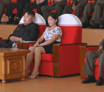 Moranbong Audience August 25 2012 cropped