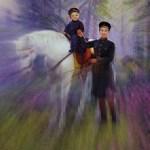 1-Kim Jong-suk and Kim Jong-il