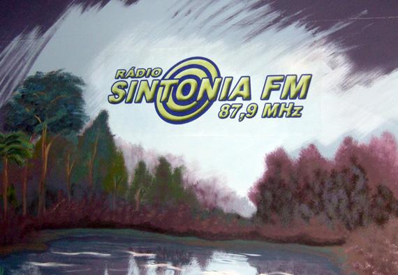 Estúdio da Sintonia FM
