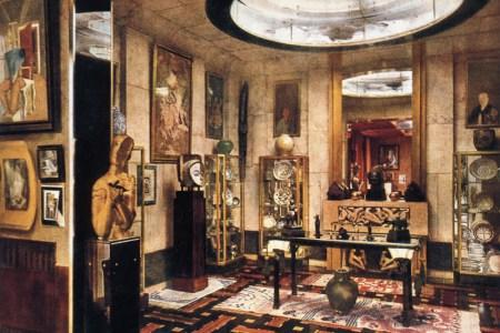 indoor architecture art deco interior design style 24