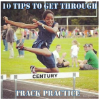 10tipstoget through track practice