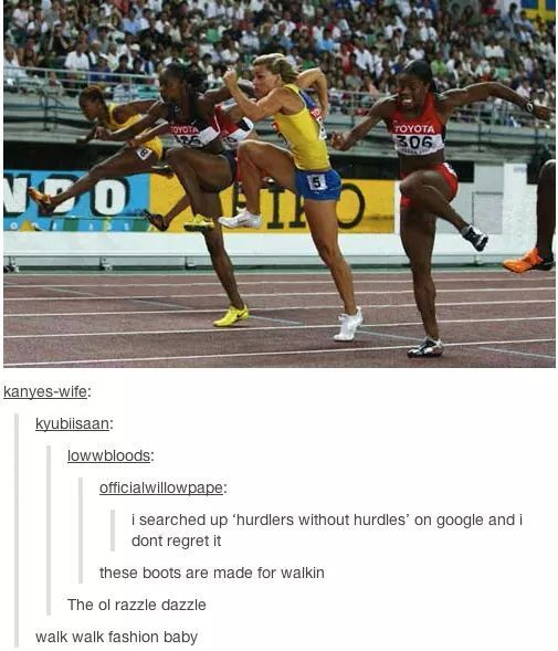 Hurdlers without hurdlers3