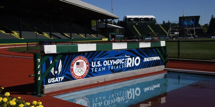 usatf track and field olympic trials 2016