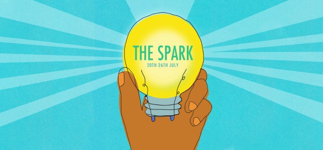 the spark banner