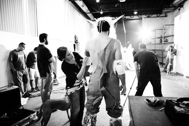 Behind the Scenes with Mari Hidalgo King