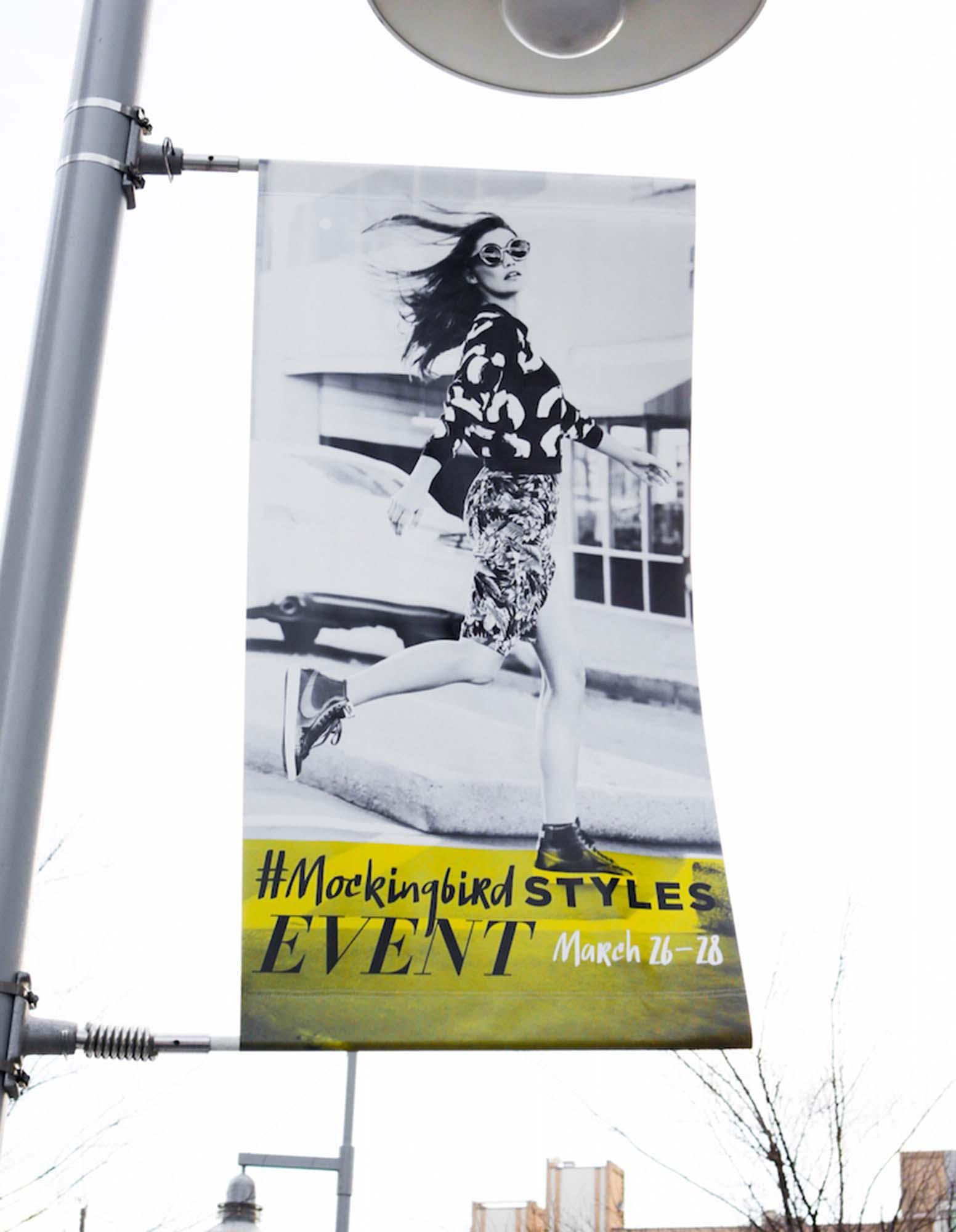 Mockingbird Styles Event