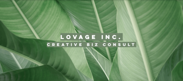 Lovage Inc Consulting