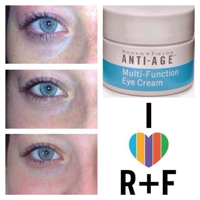 Rodan + Fields eye cream
