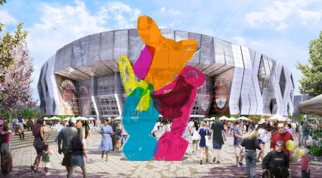 Of The City Or For The City? Sacramento Debates Jeff Koons Piece