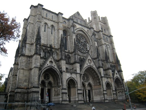 st john the divine Cathedral of Saint John the Divine