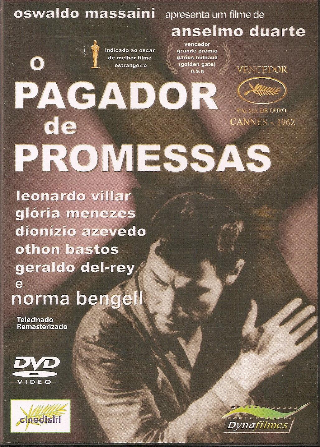 Poster do filme O Pagador de Promessas