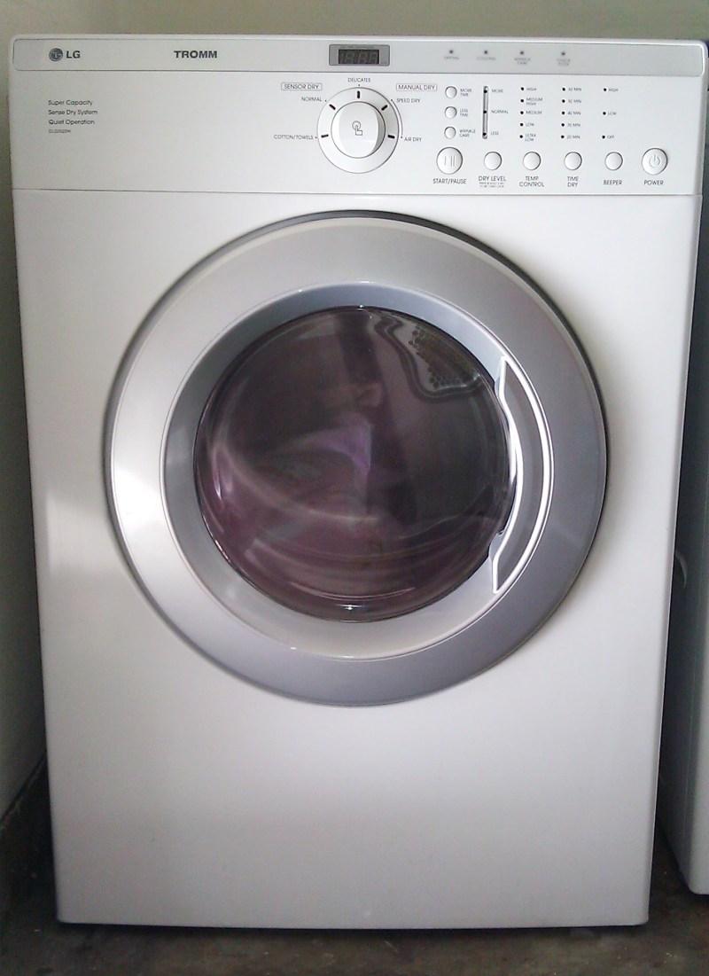 Large Of Lg Tromm Dryer