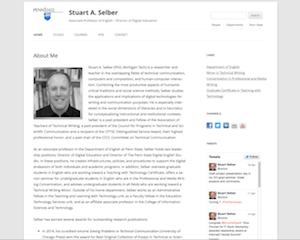 Stuart A. Selber website