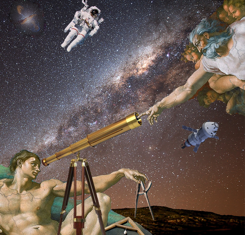 From Stargazing To Space Travel Our Brief History Into