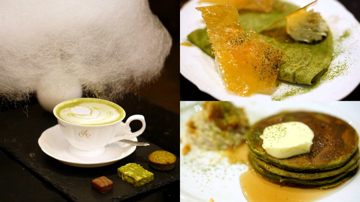 Fulfill Your Deepest Matcha Desires at Antoinette