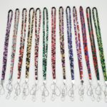 Sprinkled Lanyards