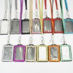Vertical ID Lanyards