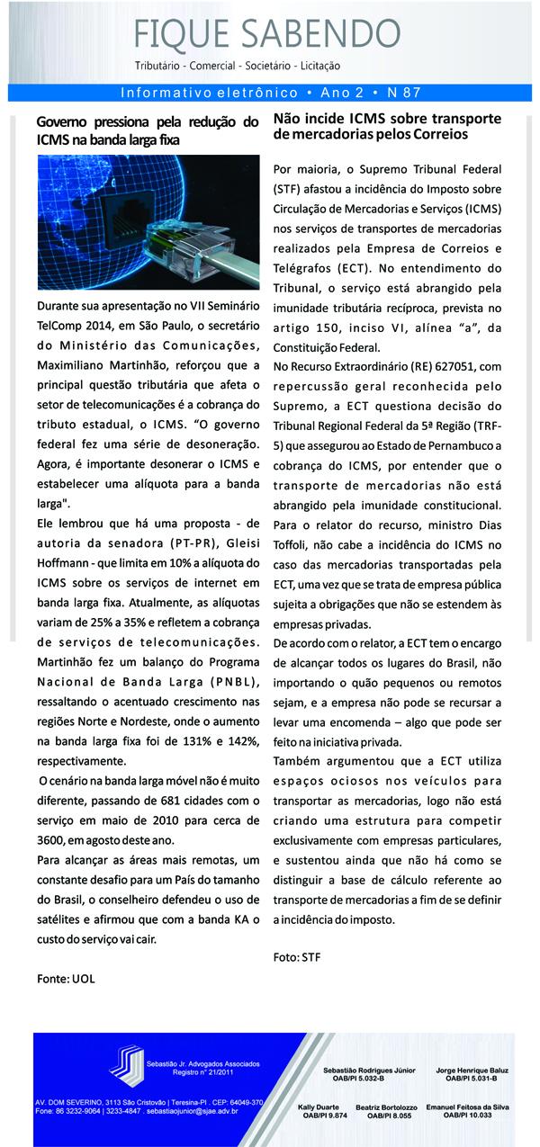 News n° 87- ano 2 - 18