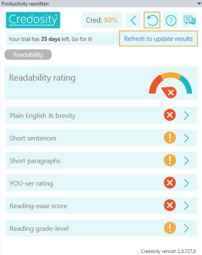 2 readability dash