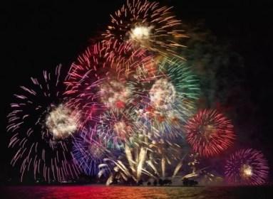 松江水郷祭湖上花火大会2016穴場スポット一発チェック!