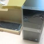 パソコン工房のデスクトップパソコン