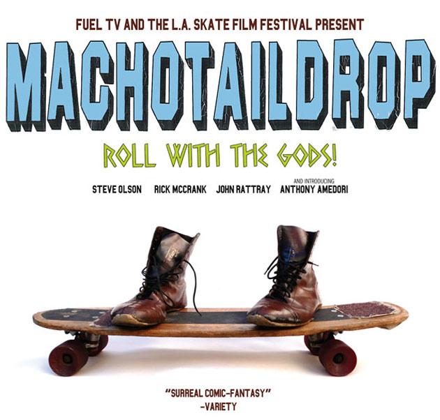 Poster do filme Machotaildrop