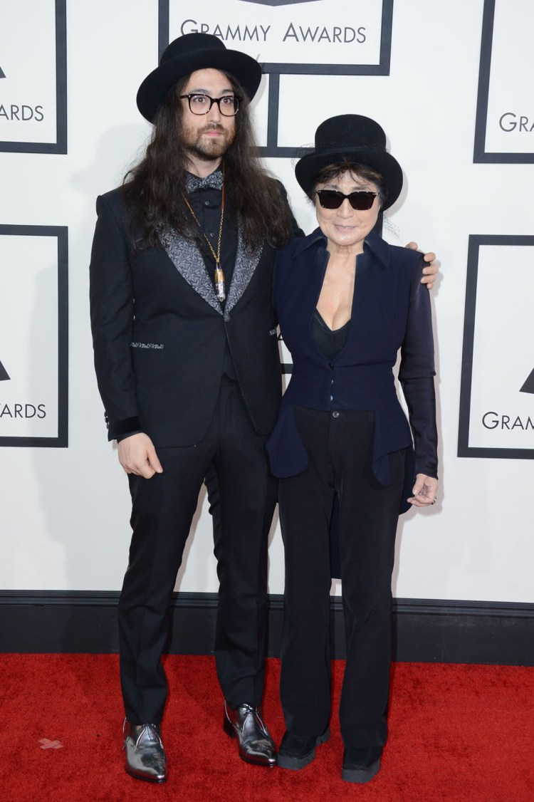 Sean Lennon, Yoko Ono