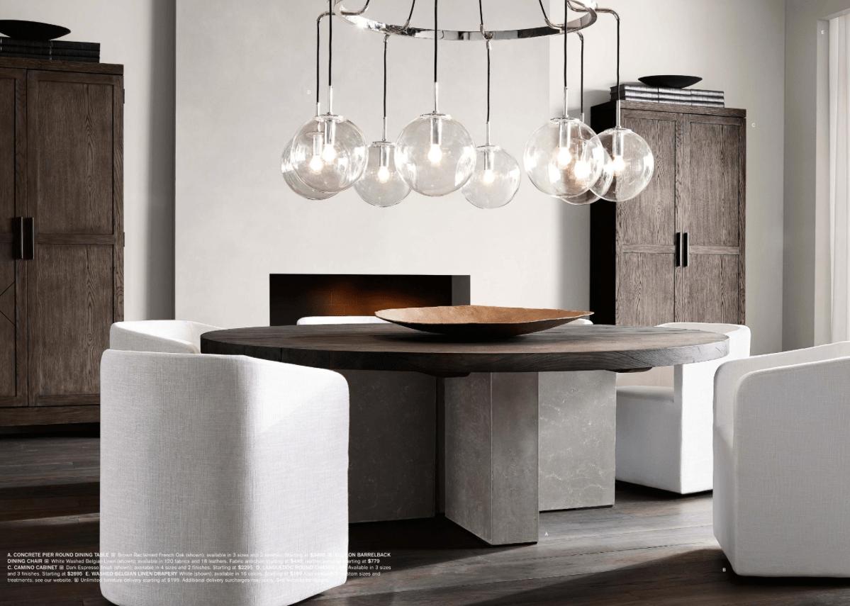 sketch42 restoration hardware modern. Black Bedroom Furniture Sets. Home Design Ideas