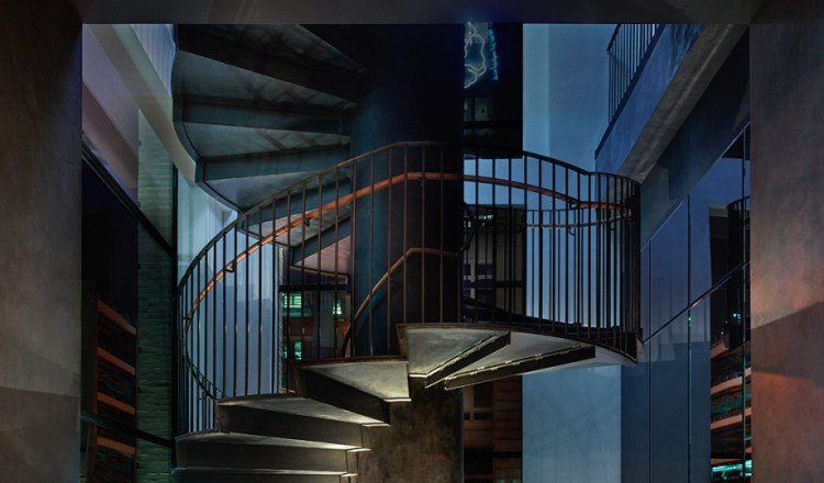 11-howard-architecture-staircase-by-night-M-08
