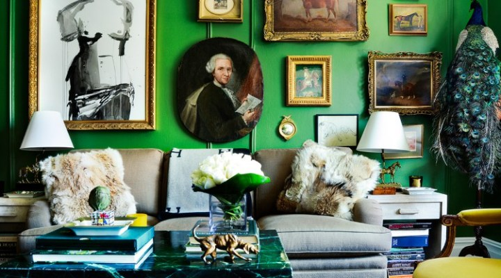 My Five Favorite Ways to Hang and Style art.