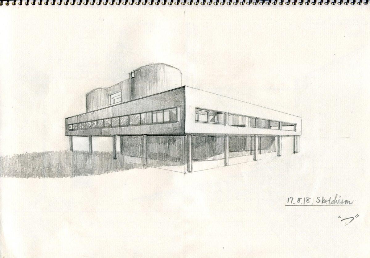 サヴォア邸の画像 p1_38