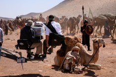 Director and DP Journey to Mecca