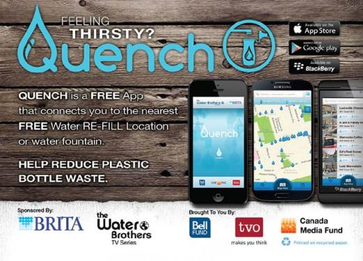Quench App